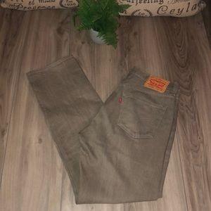 """Levi's 501 XX men's jeans 34""""x 34"""" soft cotton"""